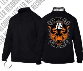ANTHRAZIT - MY LAND / MY RULES - STEHKRAGENJACKE