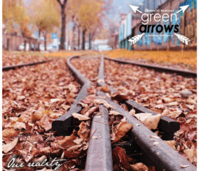 GREEN ARROWS - Our Reality - Digipack