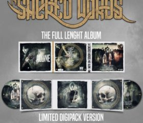 14 SACRED WORDS - NOT ALONE - DIGIPACK