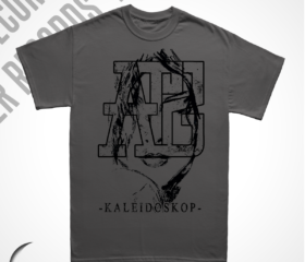 ANTHRAZIT - KALEIDOSKOP - SHIRT