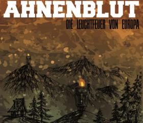 AHNENBLUT - DIE LEUCHTFEUER VON EUROPA - LIMITIERTES DIGIPACK