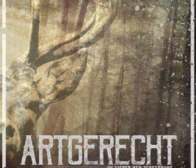 ARTGERECHT - IM FIEBER DER ZERSTÖRUNG - MP3 ALBUM