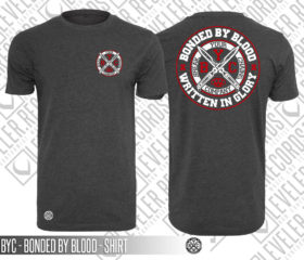 BYC - BONDED BY BLOOD - SHIRT