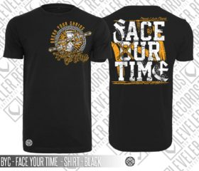 BYC - FACE YOUR TIME - SHIRT