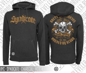 BYC - SYNDICATE - HOODIE