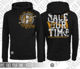 BYC – FACE YOUR TIME – HOODIE