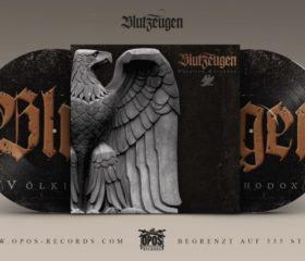BLUTZEUGEN - VÖLKISCH ORTHODOX - PICTURE LP
