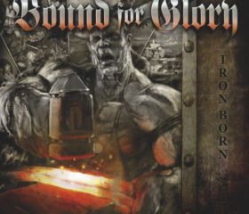 BOUND FOR GLORY - IRONBORN - MP3 ALBUM