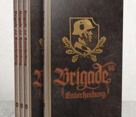 BRIGADE 66 - ENTSCHEIDUNG / MEDIABUCH