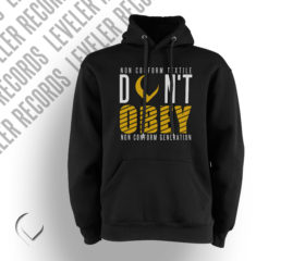 DON`T OBEY - HOODIE
