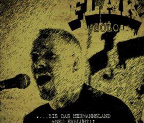 FLAK SOLO - BIS DAS HERMANNSLAND NEU ERBLÜHT - LP