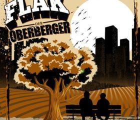 FLAK / DER OBERBERGER - KAMPFGEFÄHRTEN - DOPPEL LP