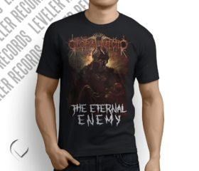 GLOBAL INFECTED - THE ETERNAL ENEMY - SHIRT