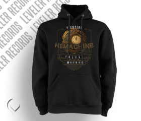 H8MACHINE - FIGHTING SOLVES EVERYTHING - HOODIE