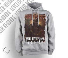 GLOBAL INFECTED - THE ETERNAL ENEMY - HOODIE