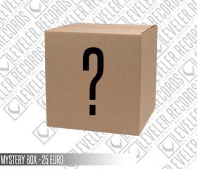 MYSTERY BOX – 25 EURO