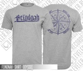 FEINDNAH - ODYSSEE - SHIRT