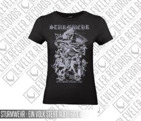 STURMWEHR - EIN VOLK STEHT AUF! - GIRLIE