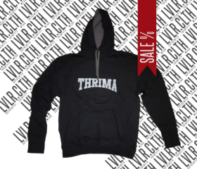 THRIMA - POMMERANIAN METAL - HOODIE