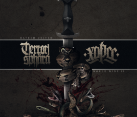T(ERROR)SPHÄRA / HORSS - HATRED UNITED WORLD WIDE II - DIGIPACK