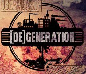 ÜBERMENSCH / BLUTLINIE - [DE]GENERATION