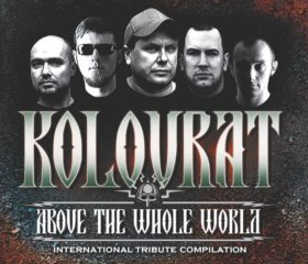 SAMPLER  - INTERNATIONAL TRIBUTE TO KOLOVRAT - 3ER CD DIGIPACK