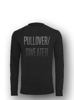 PULLOVER / SWEATER