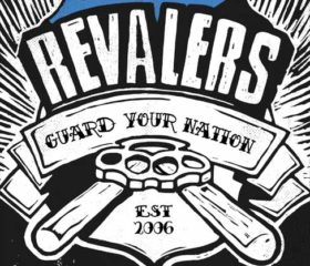 REVALVERS - GUARD YOUR NATION