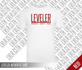 LEVELER AUTHENTIC SHIRT