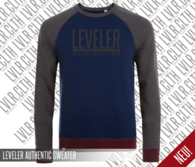 LEVELER AUTHENTIC SWEATER
