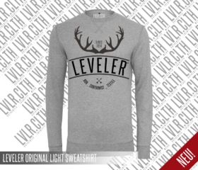 LEVELER ORIGINAL LIGHT SWEATSHIRT